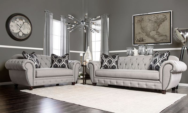 Viviana Formal Living Room Set