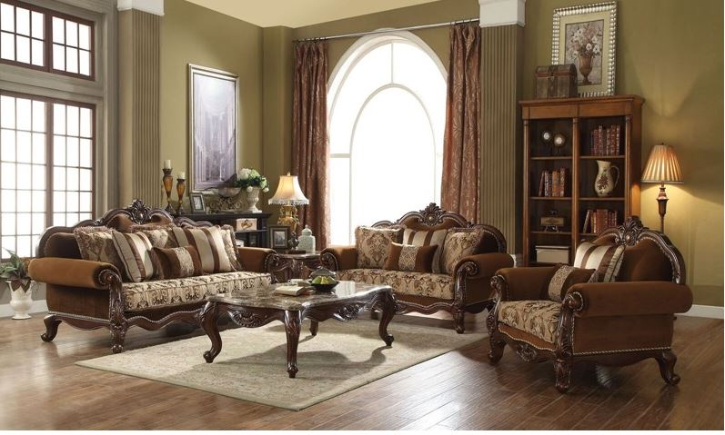 Foggia Formal Living Room Set