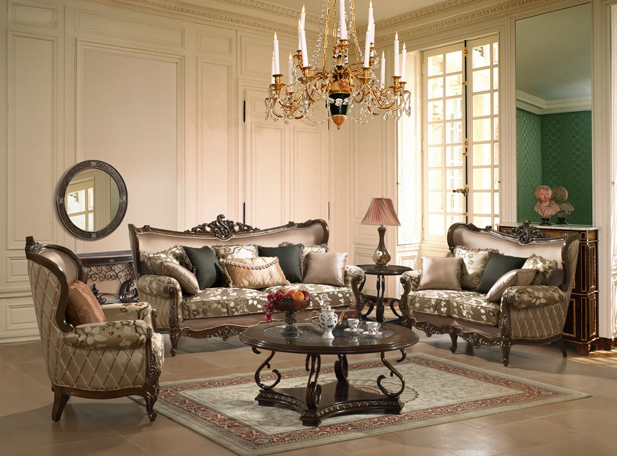 Catalog of home furniture sets von furniture for Formal living room furniture