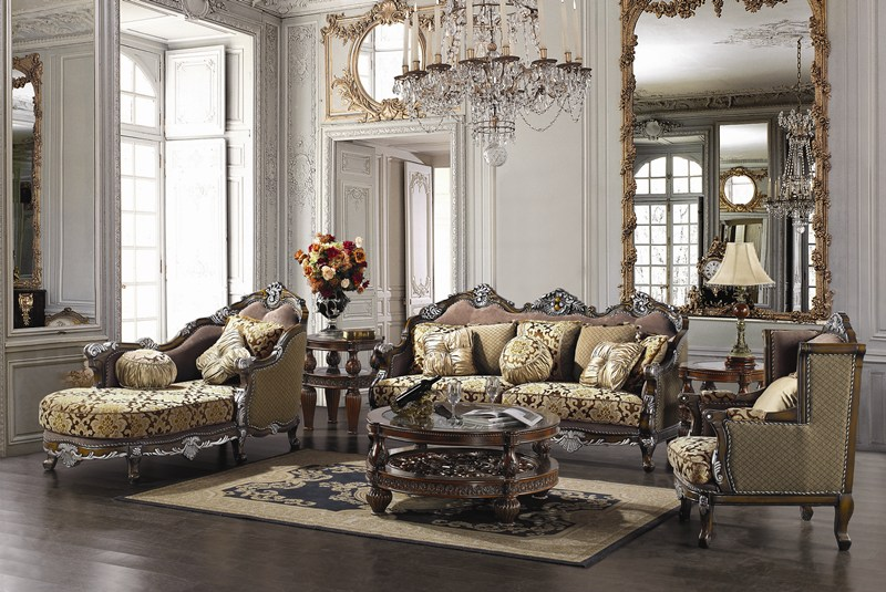 colton formal living room set von furniture