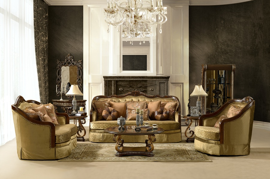 Elegant Living Rooms Formal Living Room Sets