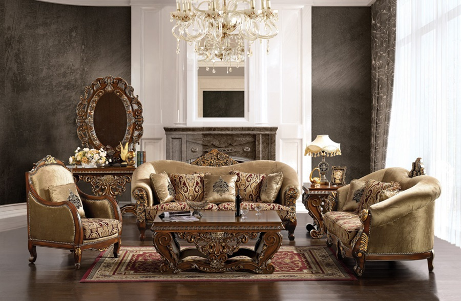 high end formal living room sets on sale