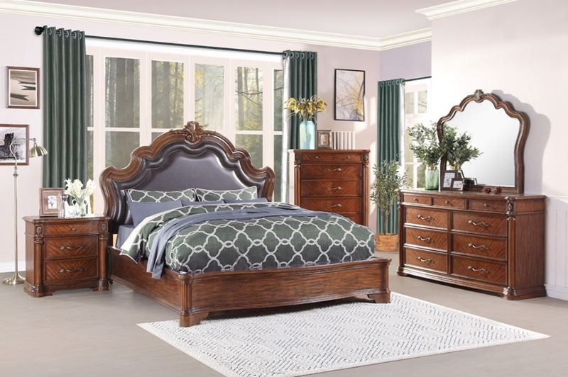 Barbary Bedroom Set