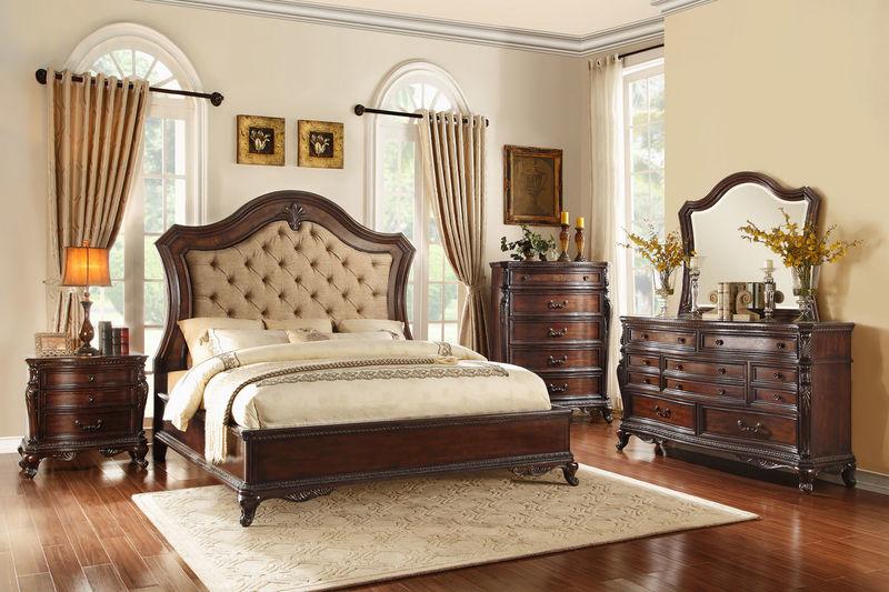 Bonaventure Park Bedroom Set