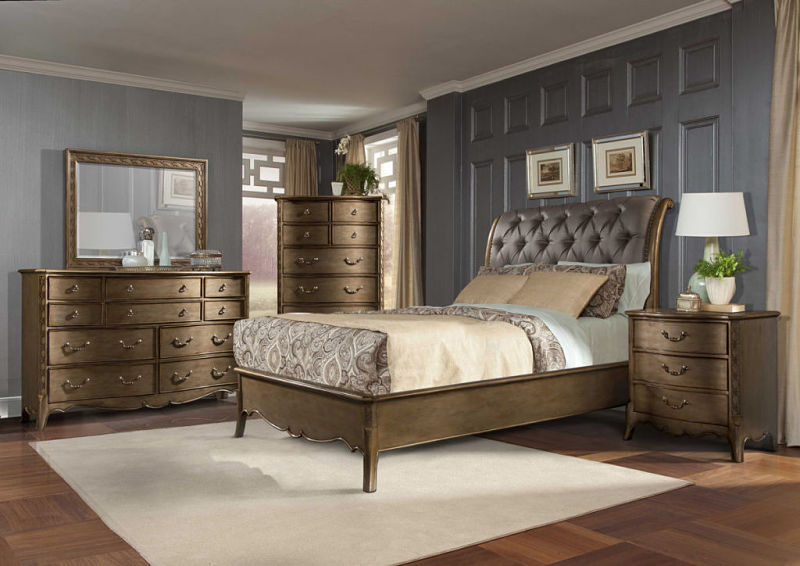 Chambord Bedroom Set