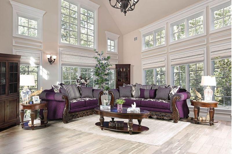 Lecce Formal Living Room Set