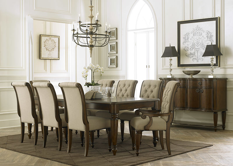 Cotswold 9 Piece Formal Dining Room Set