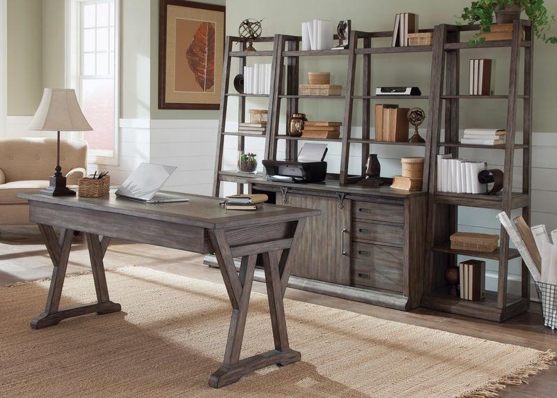 Stone Brook 5 Piece Home Office Set