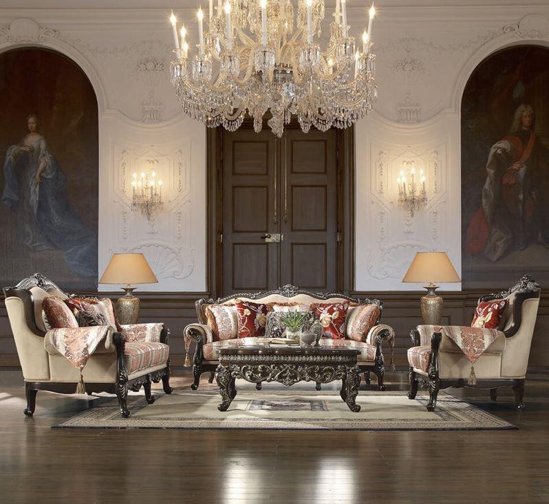 647386 Logan Formal Living Room Set, Formal Living Room Furniture