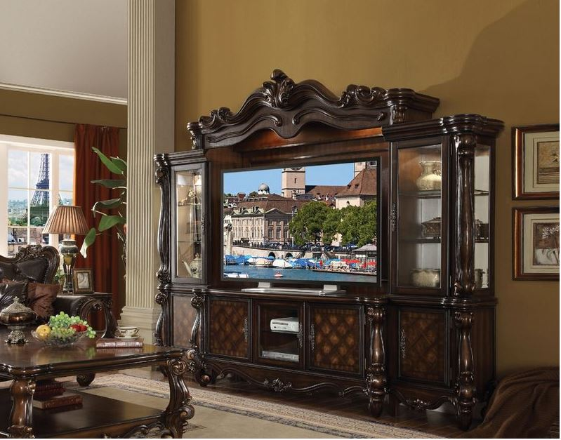 Lucca Entertainment Center in Cherry