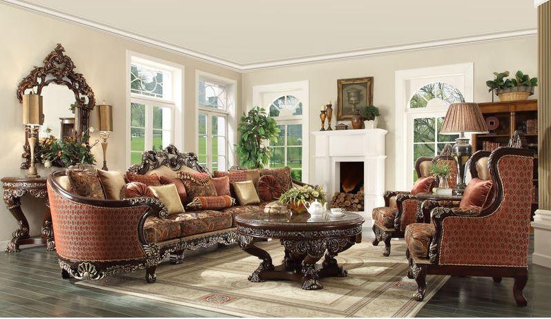 Massa Formal Living Room Set