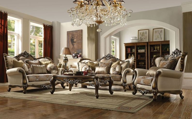 Modena Formal Living Room Set