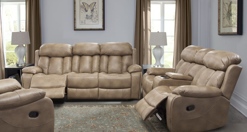 Baron Reclining Living Room Set with Power Motion