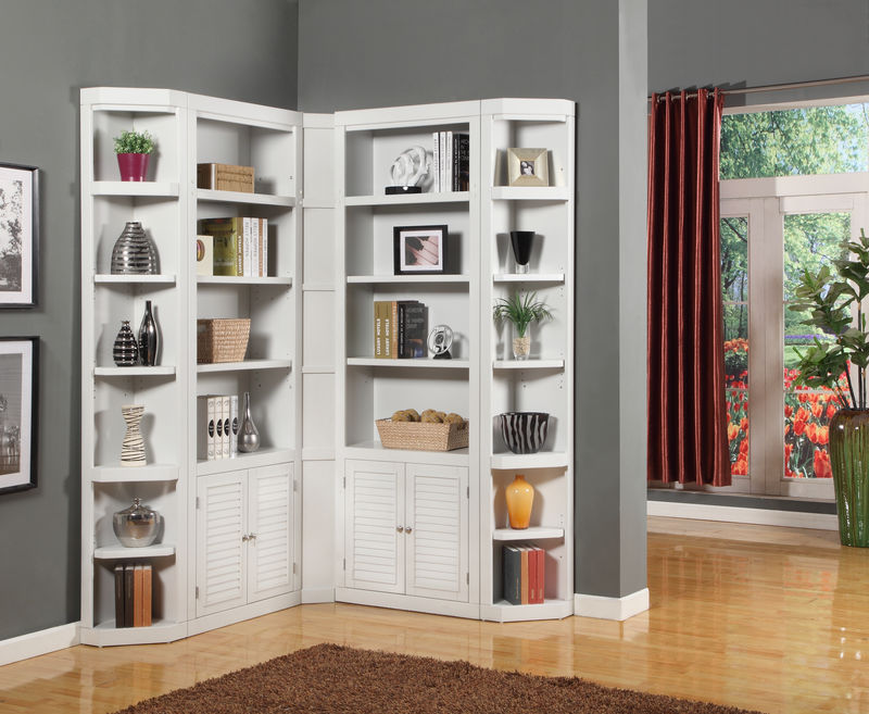 table corner bookcase doors and stunning bookshelf white bookcases ikea chairs furniture books remarkable with