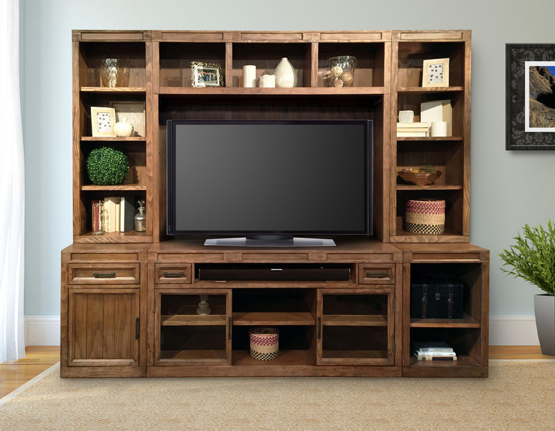 Hickory Creek Entertainment Center