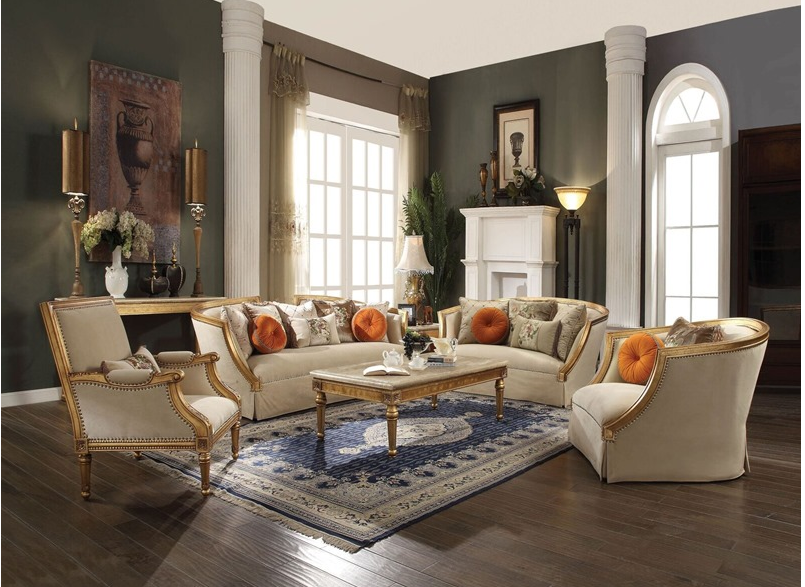 Prato Formal Living Room Set