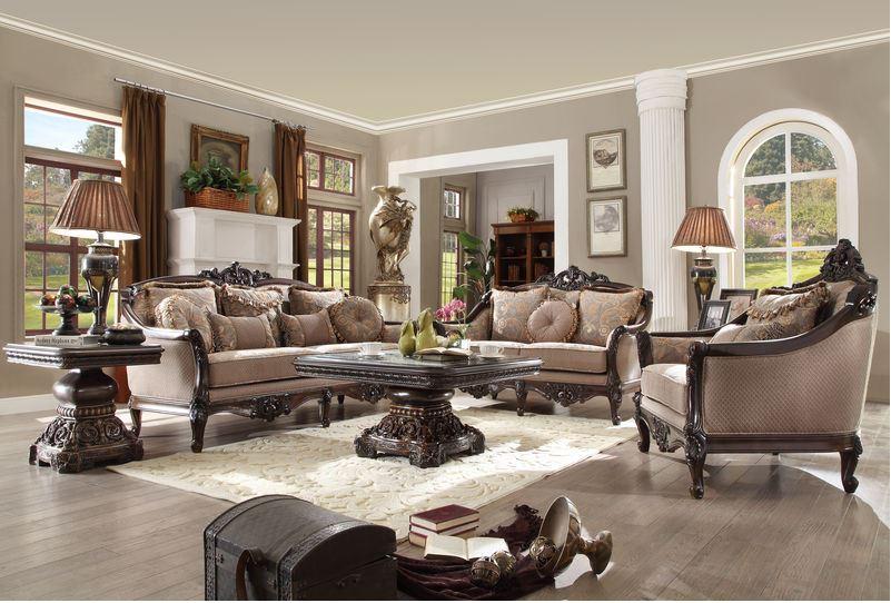 Roman Formal Living Room Set