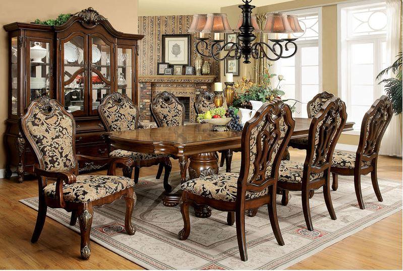 Samantha Formal Dining Room Set