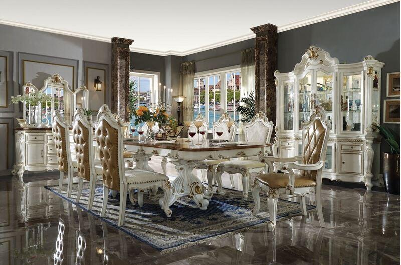 612727 Summer Formal Dining Room Set In