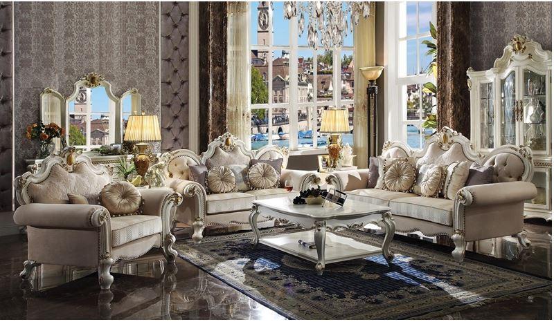 Summer Formal Living Room Set