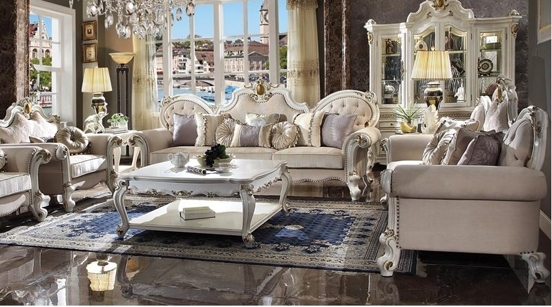 206072 Summer Oversized Formal Sofa Set | Von Furniture | Free Shipping