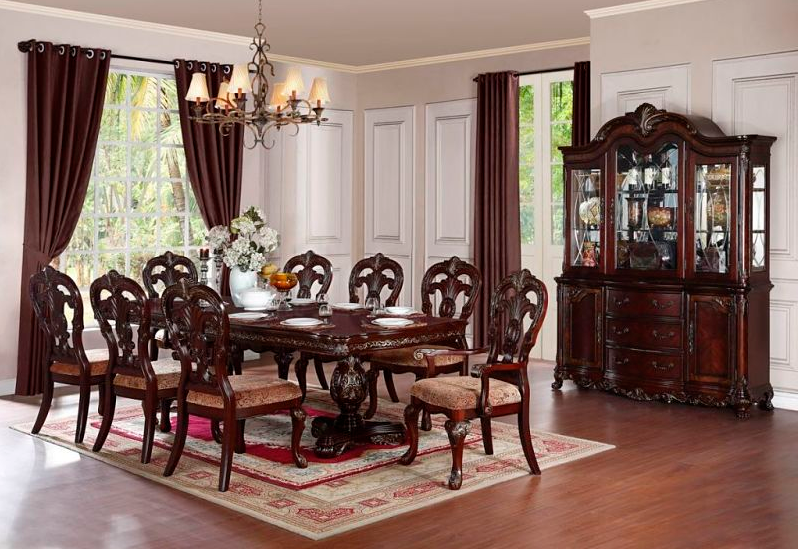 Turin Formal Dining Room Set