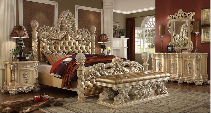 Victory II Bedroom Set
