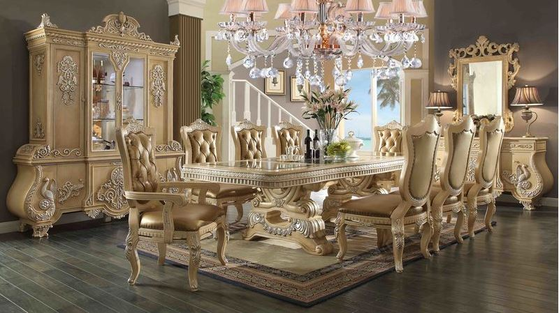 Victory II Formal Dining Room Set