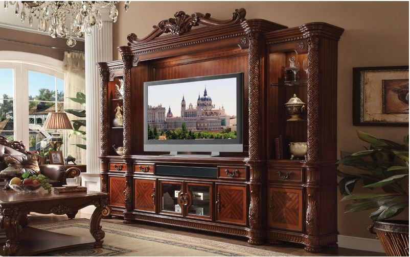 Walther Entertainment Center in Cherry