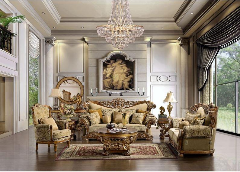 Wells Formal Living Room Set