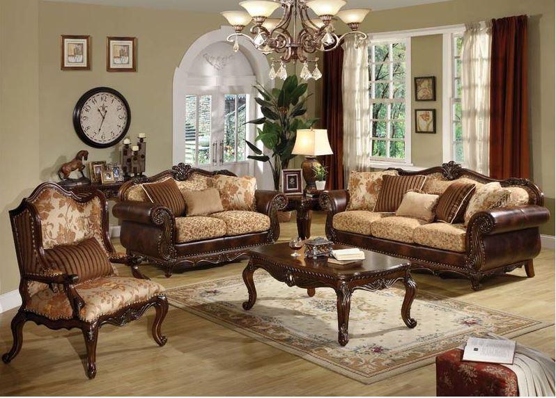 Winchester Formal Living Room Set