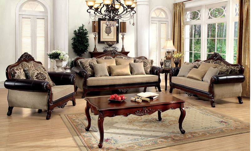 York Formal Living Room Set