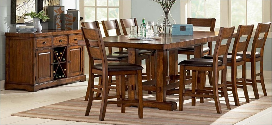 Zanesville Extra Long Pub Table Set Von Furniture : ZappaPub from www.vonfurniture.com size 900 x 415 jpeg 133kB