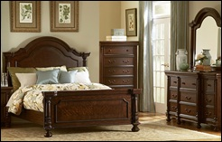 Benton Classic Bedroom Set