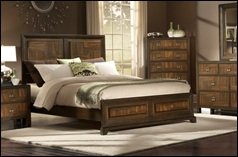 Holton Contemporary Bedroom Set