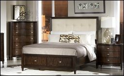 Hesston Art Deco Bedroom Set