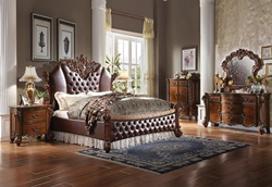 Vendome II Bedroom Set in Cherry
