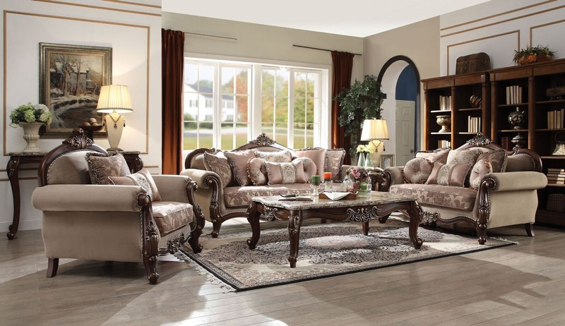 Mehadi Formal Living Room Set