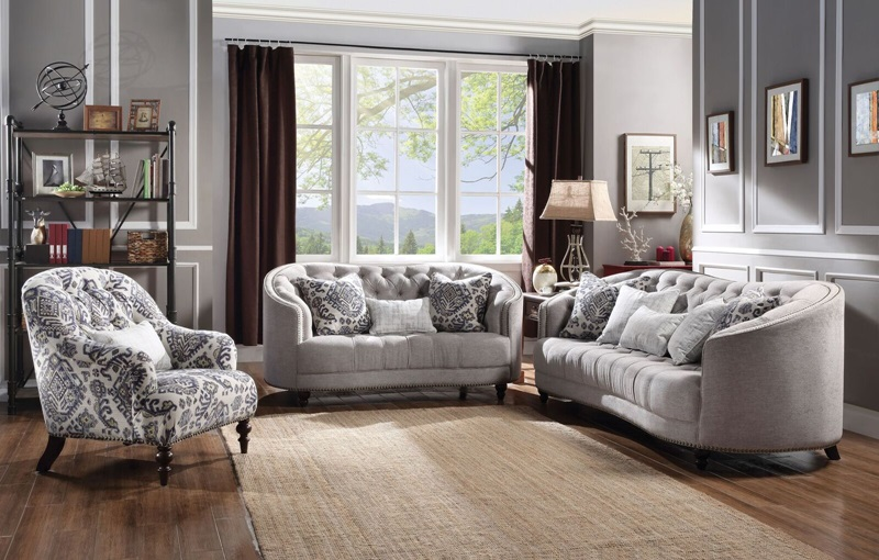 Saira Living Room Set