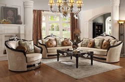 Ernestine Formal Living Room Set