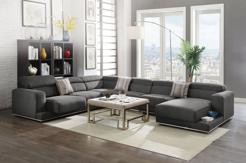 Alwin Sectional Sofa