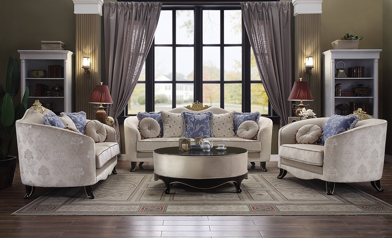 Sheridan Formal Living Room Set