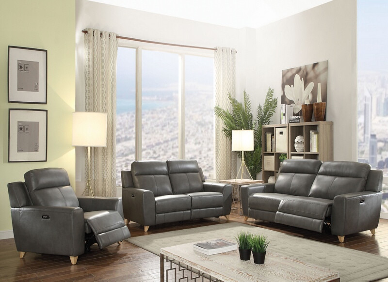 Cayden Reclining Living Room Set with Power Motion