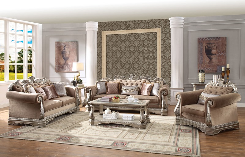 Northville Formal Living Room Set