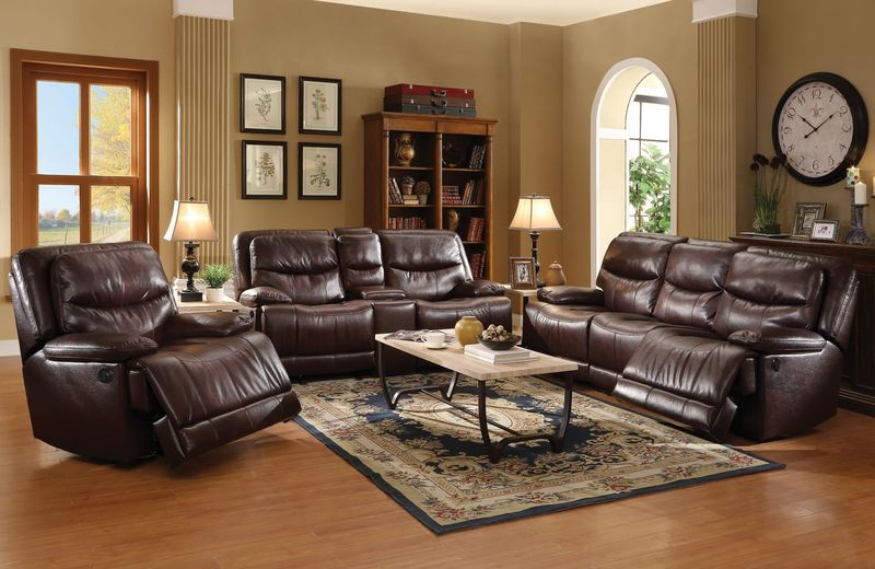 Cerviel Reclining Living Room Set with Power Motion