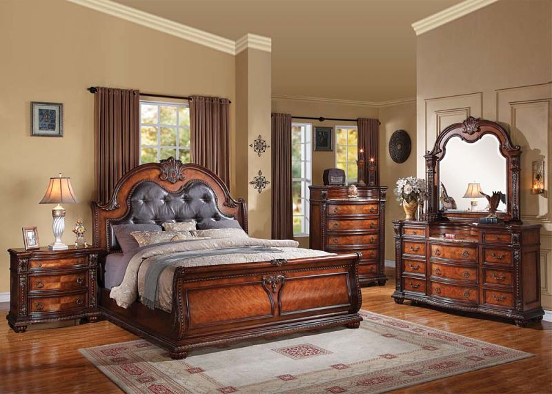 Nathaneal Bedroom Set