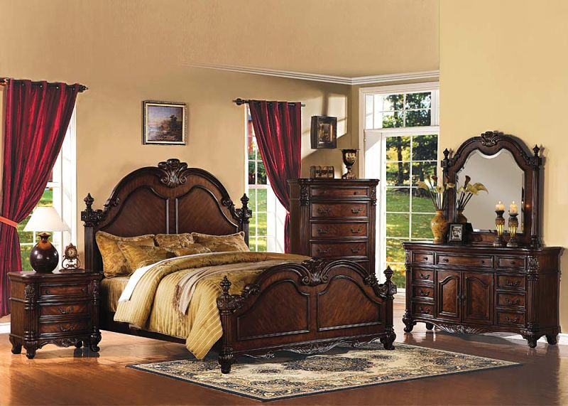 Remington Bedroom Set