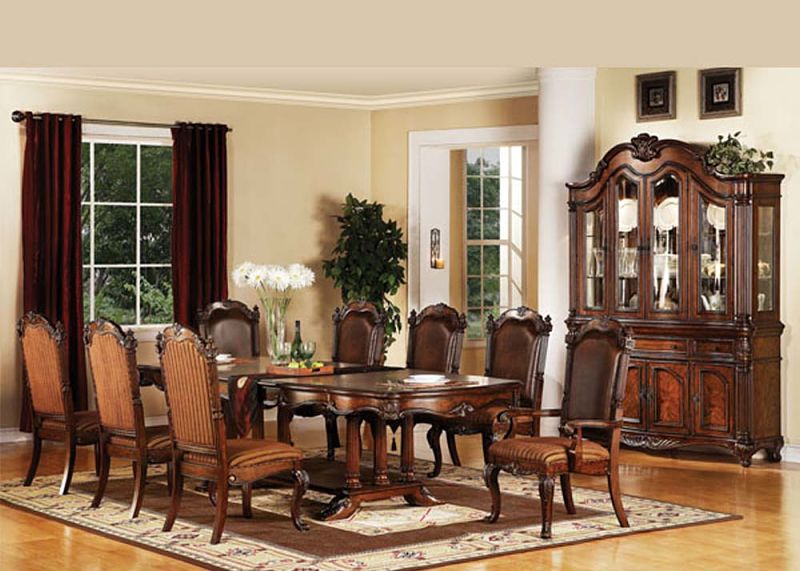 Remington Formal Dining Room Set