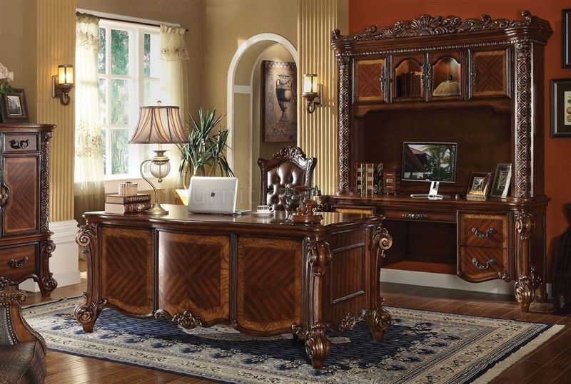 Vendome Executive Desk