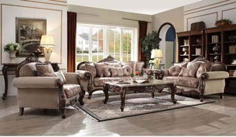April Formal Living Room Set
